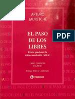 Jauretche, Arturo, El paso de los libres.pdf