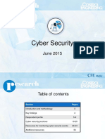 2015 Cyber Security Report