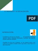 El Individuo y La Socializacion