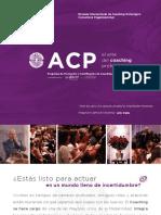 Brochure ACP 2018