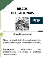 RISCOS-OCUPACIONAIS