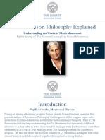 Montessori Philosophy Explained