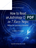 How to Read an Astrology Chart in 7 Easy Steps