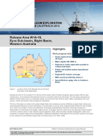 Offshore Petroleoum Exploration Australia