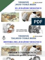 HISTORIA DEL JUDAISMO MESIÃ-NICO 1 y 2.ppsx