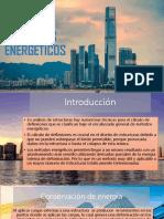Metodos energeticos sobre deformaciones