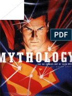 Mythology the DC Comics Art of Alex Ross