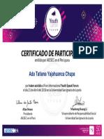 YSF2018