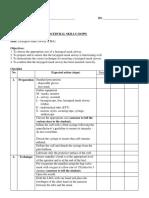 Skill 29 Laryngeal Mask Airway (LMA)