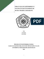 Ari Sutono b2c015004 p.kimia Laporan Magang Kependidikan I Unimus