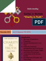 Chapter 2. Caritas in Veritate (Jovi)