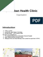 Seremban Health Clinic