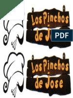 LOS PINCHOS DE JOSE