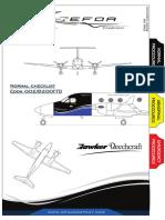 EFOA Company _ Checklist _ King Air b200 _ Ipad_normal_abnormal_emergency