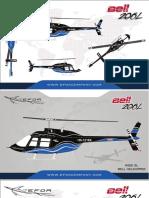 EFOA Company /  NISSI SL - Bell Helicopter _ Vistas