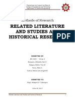 Related Literature and Studies 1