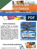 Módulo Documentos Publicitarios