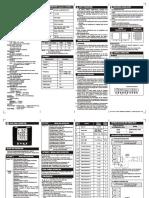 Mfm383a User Manual