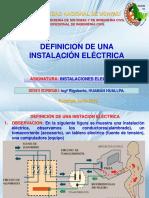Sesion _3 Definicion de Una Instalación Eléctrica