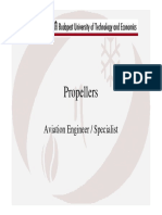 Propellers Aviation Engineer / Specialist