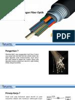 01-Konsep Dasar Jaringan Fiber Optik