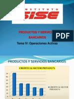 Productos y Servicios Bancarios 4 - Sise