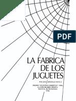 La fábrica de los juguetes Jesús Gonzales Dávila.pdf