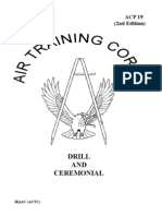 Drill and Ceremonial
