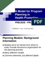10b. Models for Program Planning In