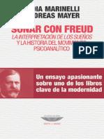 LIBRO - Soñar Con Freud. La Interpretación de Los Sueños y La Historia Del Movimiento Psicoanalítico - Lydia Marinelli y Andreas Mayer