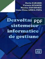 3. Zaharie, D. - Dezvoltarea Sistemelor Informatice de Gestiune
