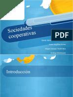 sociedades cooperativas en el salvador