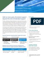 SQL Server and Windows Server Premium Assurance Datasheet