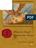 Dragon Rage Manual de Juego