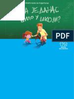 priručnik za roditelje- škola bez nasilja