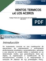 TP Tratamientos Termicos de Los Aceros