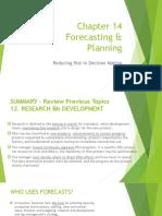 13. Forecasting&Planning