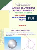 DI1 Clase 11 Medidas Esferas
