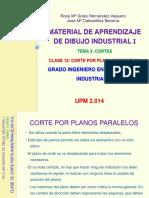 DI1 Clase 12 Cortes Paralelos