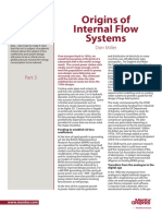 Origins of Internal Flow Systems