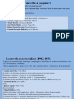 Unidad 14 - La novela y el ensayo en la segunda mitad del siglo XX.ppt