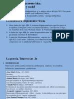 Unidad 15 - La literatura hispanoamericana en el siglo XX.ppt