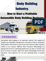 Truck Body Building Industry