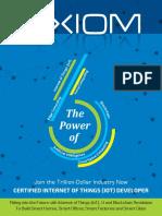 Power of Six Brochure