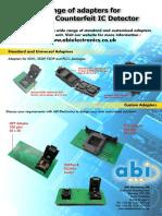 SENTRY Adapter Brochure