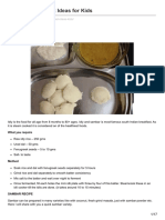 20 Breakfast Recipes