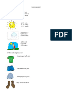 weather and clothes worksheet.odt
