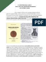 O AVENTURĂ BALCANICĂ în căutarea celei mai vechi mărturii documentare scrise în limba română.pdf