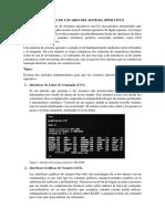Interfaz de Sistema Operativo