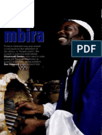 Steward (1999) Tools of the Trade - The Mbira (Songlines)